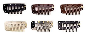 Comb Clips: 10T-Tube